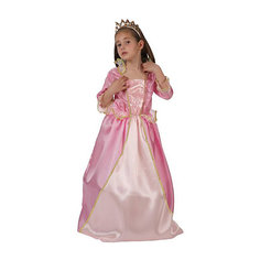 "Маскарадный костюм ""Принцесса"" (на рост 125 см) Magic Time"