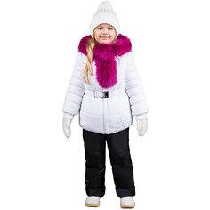 Комплект: куртка и брюки для девочки BOOM by Orby