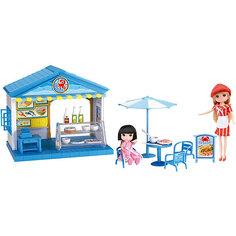 """Игровой набор """"Кафе с куклами"""", Krutti"""