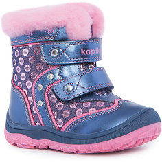 Сапоги для девочки Kapika
