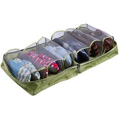 Чехол для обуви дорожный XL, SO304, 36*36*17CM, Рыжий Кот