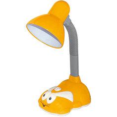 Лампа электрическая настольная EN-DL09-1, Energy, желтый