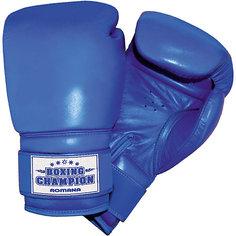 Боксерские перчатки для детей 10-12 лет, ROMANA
