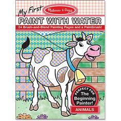 """Водные раскраски """"Животные"""" Melissa & Doug"""