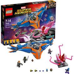 LEGO Super Heroes 76081: Милано против Абелиска