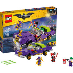 LEGO Batman Movie70906: Лоурайдер Джокера