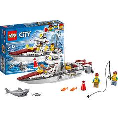 LEGO City 60147: Рыболовный катер