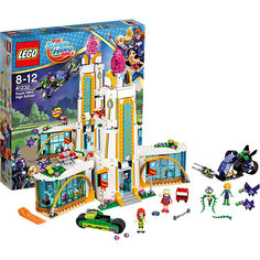 LEGO DC Super Girls 41232: Школа супергероев