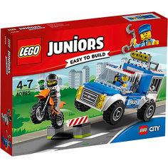 LEGO Juniors 10735: Погоня на полицейском грузовике