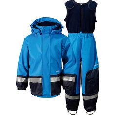 Комплект Boardman: куртка и брюки для мальчика DIDRIKSONS