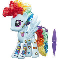 """Игровой набор """"Создай свою пони"""", My little Pony Hasbro"""