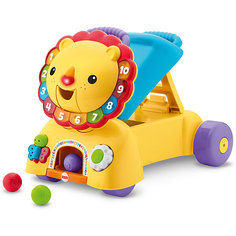 Ходунки Лев, Fisher Price Mattel
