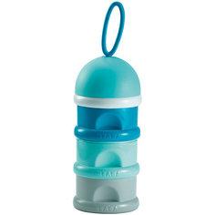 Контейнер для сыпучих смесей, Beaba, голубой BÉaba