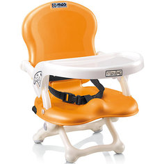 Стульчик для кормления Smarty Pop, CAM, оранжевый
