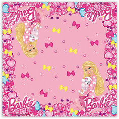 "Салфетки ""Барби"" серд. 33*33см, 20шт. Росмэн"