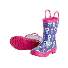 Резиновые сапоги для девочки Hatley