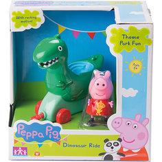"""Игровой набор """"Каталка Динозавр"""", Свинка Пеппа Росмэн"""