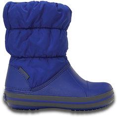 Сапоги Winter Puff для мальчика CROCS