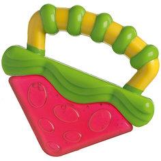 Игрушка-прорезыватель, Playgro, красно-зеленая