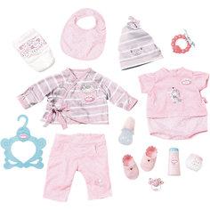 Супернабор с одеждой и аксессуарами, Baby Annabell Zapf Creation