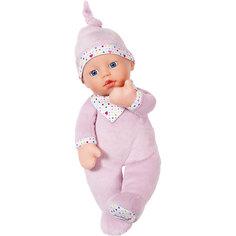 Кукла мягкая с твердой головой, 30 см, BABY born Zapf Creation