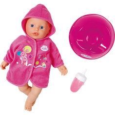 Кукла быстросохнущая с горшком и бутылочкой, 32 см, My Little BABY born Zapf Creation