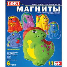 """Фигурки на магнитах «Динозаврики"""" Lori"""