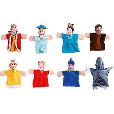 """Кукольный театр """"По щучьему велению"""", 8 кукол, Жирафики"""