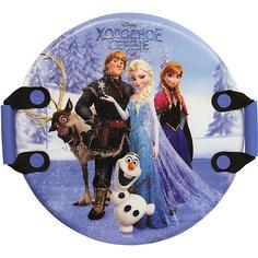 """Ледянка """"Холодное сердце"""", 54см, круглая, с плотными ручками,унив., Disney"""
