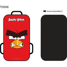 Ледянка,  72х41 см, прямоугольная, Angry Birds, 1toy