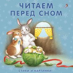 """Книжки-картонки """"Читаем перед сном"""" Робинс"""