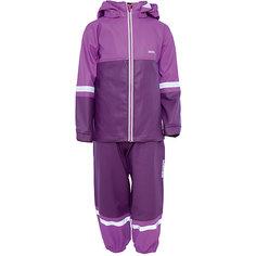 Непромокаемый комплект Waterman: куртка и брюки для девочки DIDRIKSONS