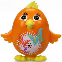 Цыпленок с кольцом, оранжевый, DigiBirds Silverlit
