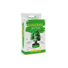 """Волшебные кристаллы """"Зеленое дерево"""" Бумбарам"""