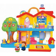 """Развивающая игрушка """"Занимательный дом"""", Kiddieland"""