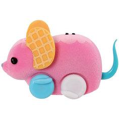 Интерактивная мышка в колесе, розовая, Little Live Pets Moose