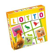 "Лото ""Домашние животные 2"", Tactic Games"