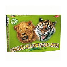 """Карточная игра """"Дикие животные мира"""", Tactic Games"""