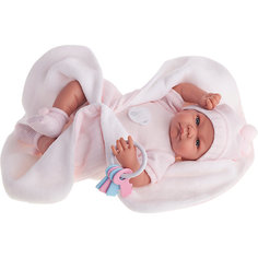 "Кукла ""Фернанда"" в розовом, 40 см, Munecas Antonio Juan"