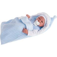 """Кукла-младенец """"Хьюго"""", 42 см, Munecas Antonio Juan"""