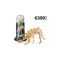 Палеонтологический конструктор - Стегозавр, Kribly Boo