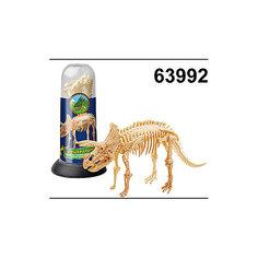 Палеонтологический конструктор - Трицератопс, Kribly Boo