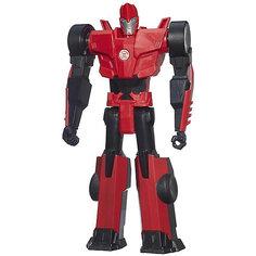 Титан: Роботы под прикрытием, 30 см, Трансформеры, B0760/B1296 Hasbro