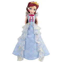 Кукла Джейн, светлые герои в платьях для коронации, Наследники, Disney Hasbro