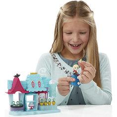 Игровой набор Маленькие куклы Эльза и магазин сладостей,  Холодное сердце Hasbro