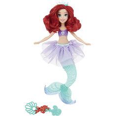 Куклы Принцесса Ариель для игры с водой, Принцессы Дисней, B5302/B5303 Hasbro