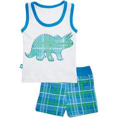 Пижама: майка и шорты для мальчика KotMarKot КОТМАРКОТ