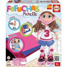 Фофуча Мишель - набор для творчества в виде куклы Fofucha