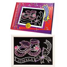 Мозаика из пайеток Метрика для девочки Волшебная мастерская