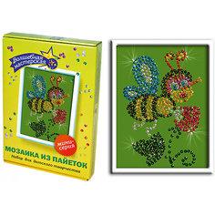 Мозаика из пайеток Пчелка Волшебная мастерская